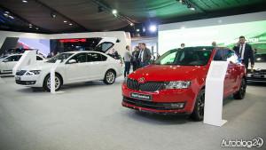 Poznań Motor Show 2016 - Skoda
