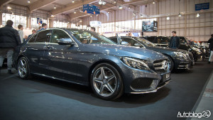 Poznań Motor Show 2016 - stoisko Mercedes