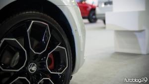 Skoda Octavia RS - felga