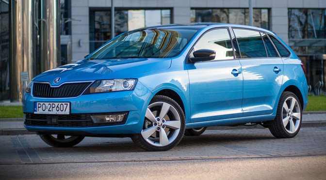 Skoda Rapid Spaceback Ambition 1,2 TSI 110 KM - TEST