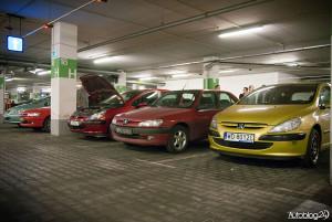 Spot Peugeot Warszawa - 306 i 307