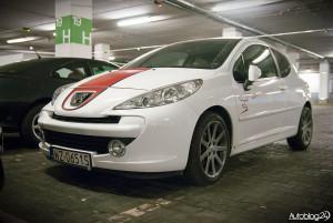 Spot Peugeot Warszawa - 207