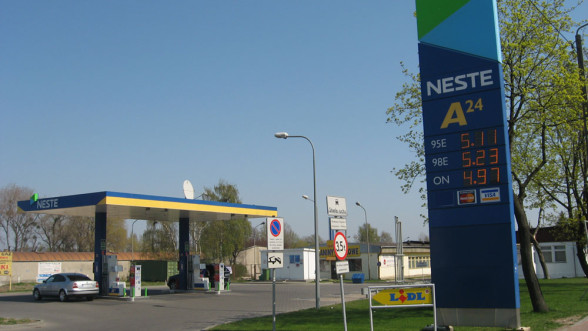 Stacja Neste A24