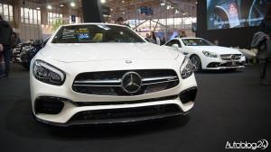 Targi w Poznaniu - Mercedes