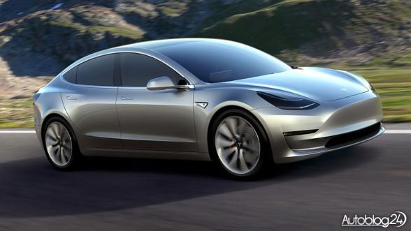 Tesla - samochód eleketryczny