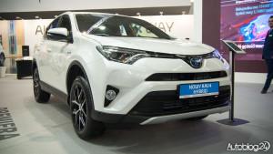 Toyota RAV4 Hybrid - Poznań