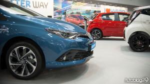 Toyota na Poznań Motor Show 2016