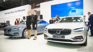 Volvo S90 i V90