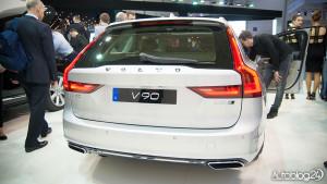 Volvo V90 (kombi) - tył