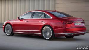 Audi A8 2018 - limuzyna