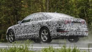 Audi A8 D5 (2017) - tył
