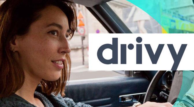 Drivy – aplikacja mobilna umożliwiająca wynajem samochodów bezpośrednio od właścicieli