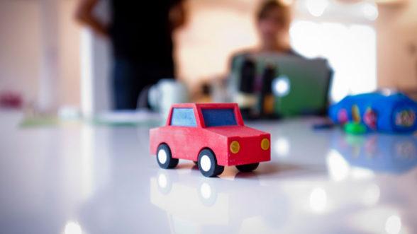 Drivy - samochód