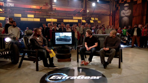 Extra Gear - studio