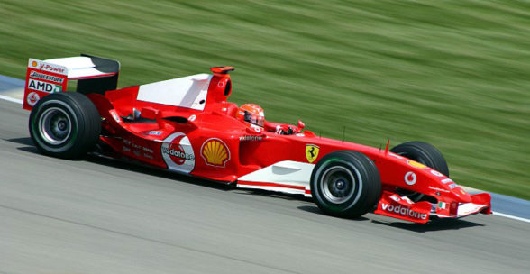 Ferrari - Michael Schumacher