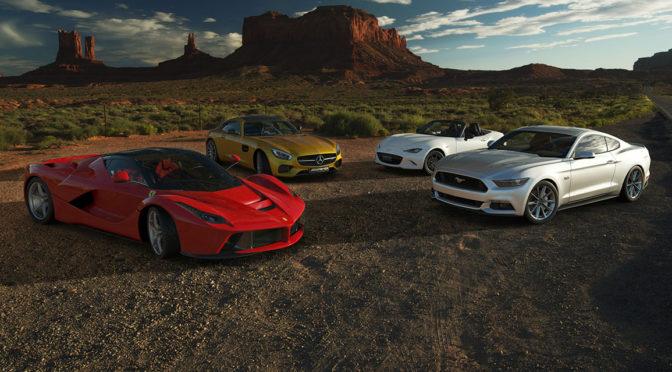 Gran Turismo Sport (PS4) - gameplay trailer, data premiery i liczby ukazujące zawartość. Gra zapowiada się świetnie!