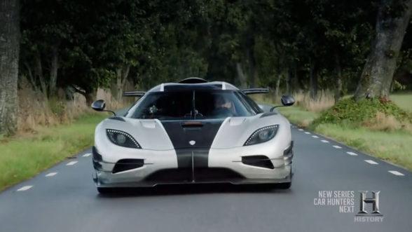 Koenigsegg One 1 - Top Gear