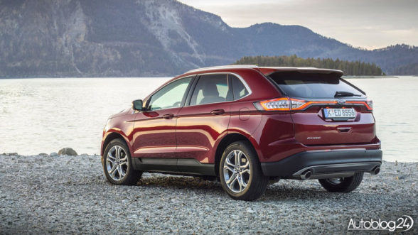 Nowy SUV - Ford Edge