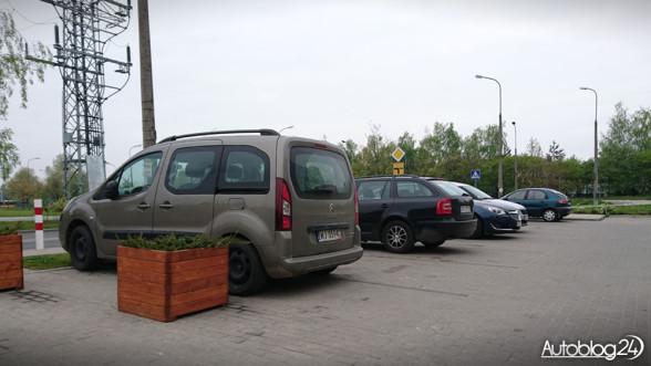 Parking - Warszawa