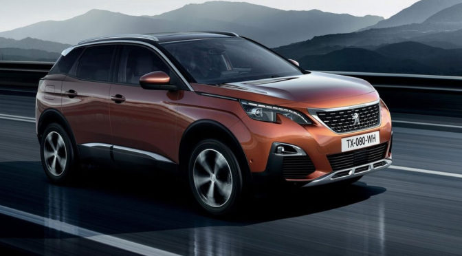 Peugeot 3008 (2016) jako SUV – silniki, wymiary, zdjęcia. Zmiana oblicza tego auta może naprawdę wyjść mu na dobre