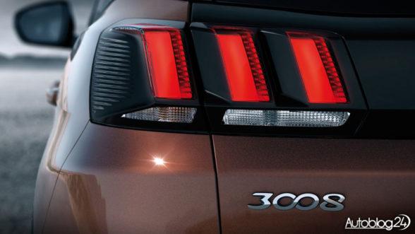 Peugeot 3008 - LED