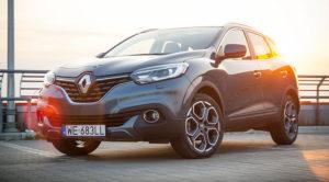 Renault Kadjar Intens dCi 110 EDC, klasyczny francuski SUV – TEST