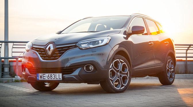 Renault Kadjar Intens 110 dCi, klasyczny francuski SUV - TEST