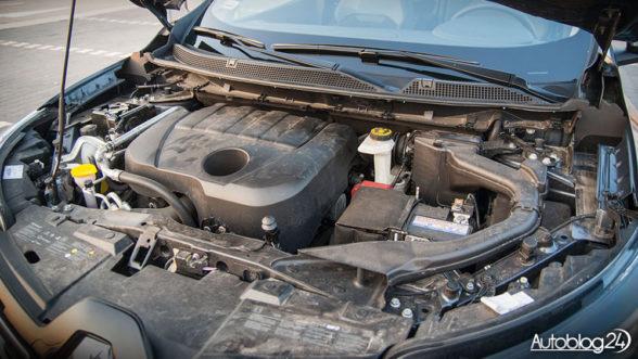 Renault Kadjar - silnik 1,5 dCi