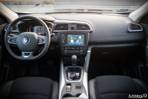 Renault Kadjar wnętrze - 01