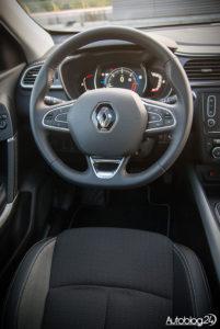 Renault Kadjar wnętrze - 02