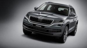 Skoda Kodiaq – duży SUV z Czech będzie miał premierę w 2017 roku. Mamy pierwsze informacje