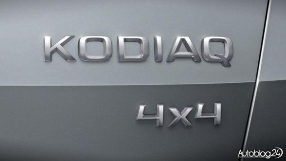 Skoda Kodiaq 4x4