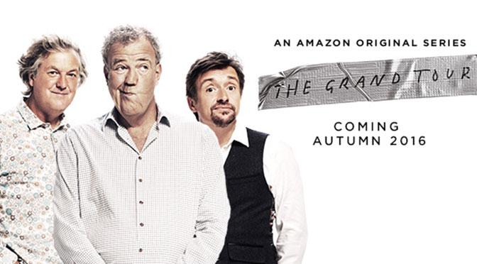 The Grand Tour – oto oficjalna nazwa programu Clarksona, Hammonda i Maya na Amazon Prime