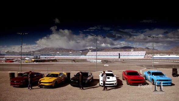Top Gear - American Aftermarket