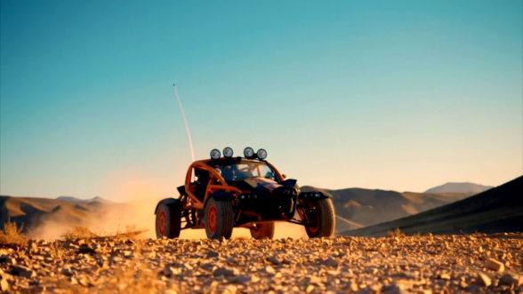 Top Gear - Ariel  Nomad