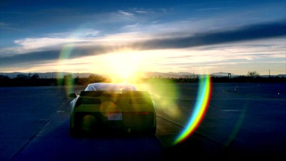 Top Gear - Chevrolet Corvette Z06