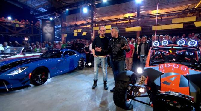 Top Gear S23E01 - rozpoczęcie nowej ery bez Clarksona. Takie jak się spodziewałem