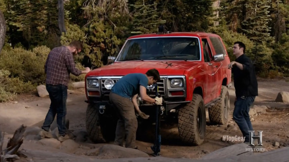 Top Gear USA - Ford Bronco