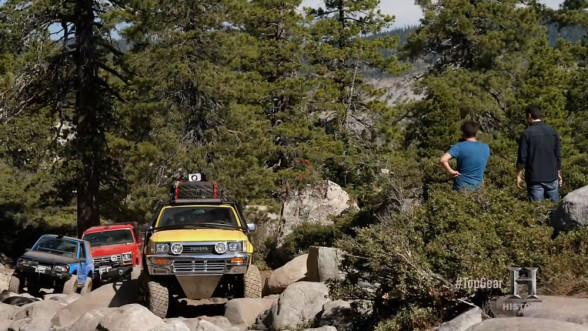 Top Gear USA - Rubicon Trail