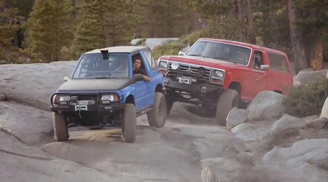 Top Gear USA S07E01 (Rubicon Trail) - nowy sezon zaczyna się świetnie
