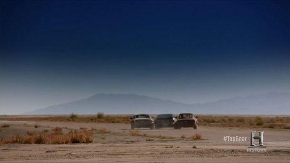 Top Gear USA - europejskie samochody