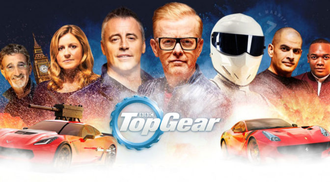Top Gear seria 23 na BBC Brit – szczegóły emisji w Polsce