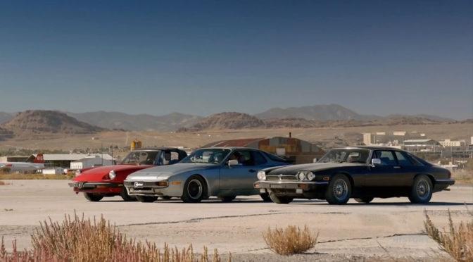 Top Gear USA – sezon 7. Odcinek 2 trzyma poziom i w końcu ma to, czego ostatnio brakowało