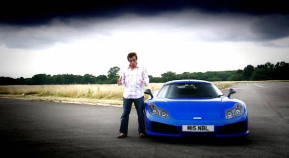 Top Gear - sezon 8