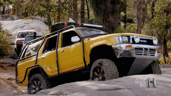 Toyota - Rubicon Trail
