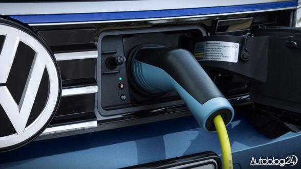 Volkswagen Passat - hybryda plug-in