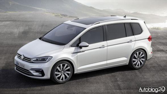 Volkswagen Touran R-Line 2016