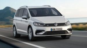 Volkswagen Touran R-Line 2016 – sportowy rodzinny minivan