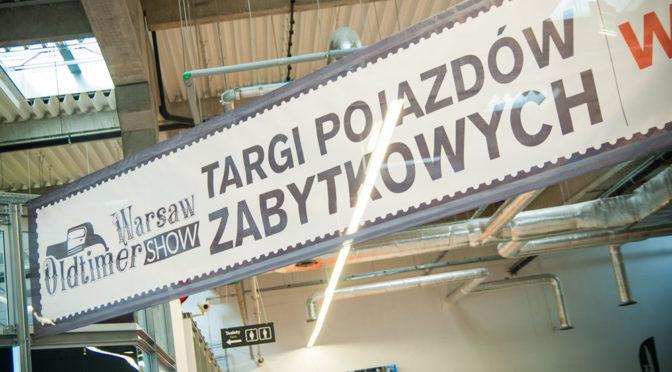 Warsaw Oldtimer Show 2016 (Nadarzyn) – zdjęcia i wrażenia z wystawy starych samochodów