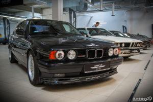Warsaw Oldtimer Show 2016 - BMW Alpina B10